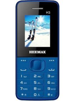 HEEMAX H3 Price in India