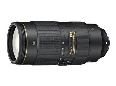 Nikon Lens 80-400mm F/4.5-5.6 G ED Lens Price in India