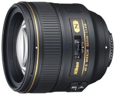 Nikon AF-S NIKKOR 85mm f/1.4G Lens Price in India