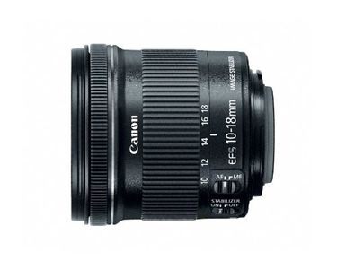 Canon EF-S10-18mm f/4.5-5.6 IS STM EF Zoom  Lens Price in India