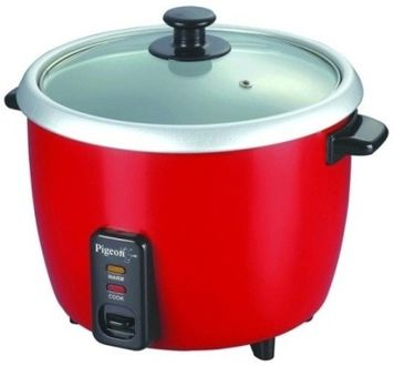 Pigeon Joy SDX Single 1L Rice Cooker Price in India