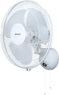 Havells Dzire 3 Blade (400mm) Wall Fan Price in India