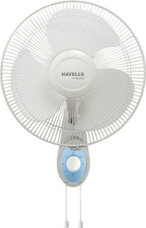 Havells Platina Hi-Speed 3 Blade (400mm) Wall Fan Price in India