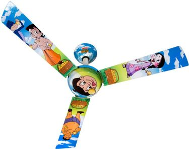 Usha Chhota Bheem Ladoo 3 Blade (1200mm) Ceiling Fan Price in India