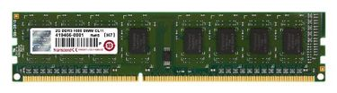 Transcend (JM1600KLN-2G) DDR3 2GB PC RAM Price in India