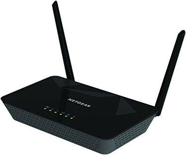 Netgear D1500 N300 WiFi Modem Router Price in India