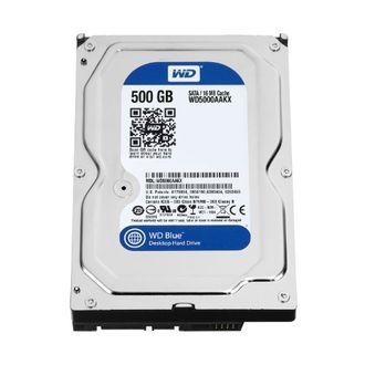 WD Caviar Blue (WD5000AAKX) 500GB Desktop Internal Hard Disk Price in India