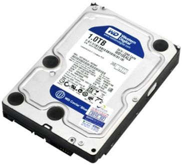WD Caviar Blue (WD10EALS) 1TB Desktop Internal Hard Disk Price in India