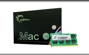 G.Skill (FA-1333C9S-8GSQ) SQ DDR3 8GB Mac RAM Price in India