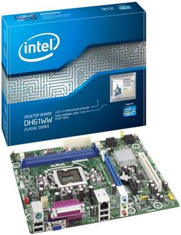 Intel DH61WW Motherboard Price in India