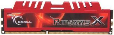 G.Skill RipjawsX (F3-12800CL10S-8GBXL) DDR3 8GB PC RAM Price in India