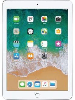 Apple iPad 2018 WiFi 128GB Price in India
