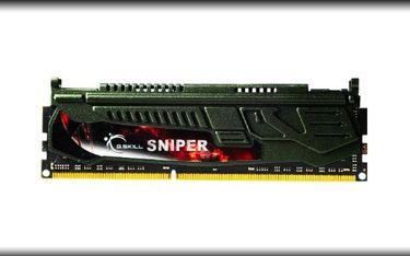 G.Skill Sniper (F3-12800CL9D-8GBSR) DDR3 8GB (2 x 4GB) PC RAM Price in India