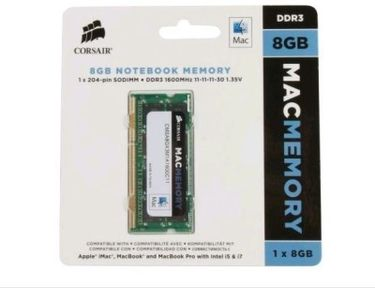 Corsair (CMSA8GX3M1A1600C11) DDR3 8GB Mac RAM Price in India