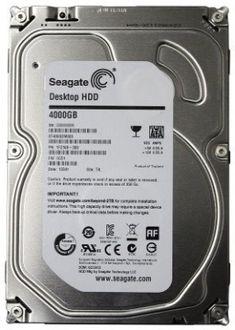 Seagate Desktop HDD (ST4000DM000) 4TB Internal Hard Drive Price in India