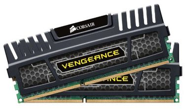 Corsair Vengeance Dual Channel (CMZ16GX3M2A1600C10R) 16GB (2 x 8GB) DDR3 PC RAM Price in India