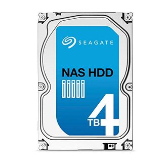Seagate NAS HDD (ST4000VN000) 4TB Desktop Internal Hard Drive Price in India