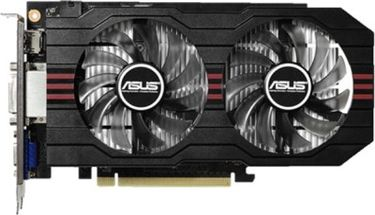 Asus NVIDIA GeForce GTX 750 TI OC (GTX750TI-OC-2GD5) 2GB GDDR5 Graphics Card Price in India
