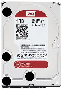WD Red NAS (WD10EFRX) 1TB Internal Hard Disk Price in India