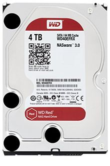 WD WD40EFRX 4 TB NAS Internal Hard Disk Price in India