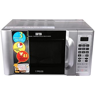 IFB 17PG3S Grill Microwave Oven Price in India