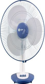 Orient Desk 25 3 Blade (400mm) Table Fan Price in India