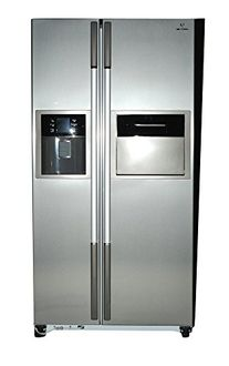 Videocon VPL60ZPS-FSC 604 Litres 5 star inverter Side by Side Door Refrigerator (Platinum Silver) Price in India