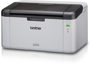 Brother HL-1211W Single Function Mono Laser Printer Price in India