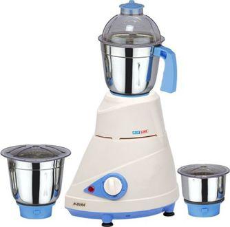 N-Dura Blueline 550W Mixer Grinder Price in India