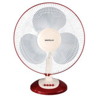 Havells Swing LX 3 Blade (400mm) Table  Fan Price in India