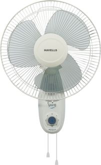Havells Swing 3 Blade (300mm) Wall Fan Price in India
