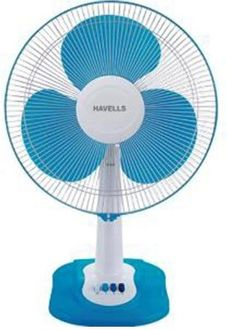 Havells Swing ZX 3 Blade (400mm) Table Fan Price in India