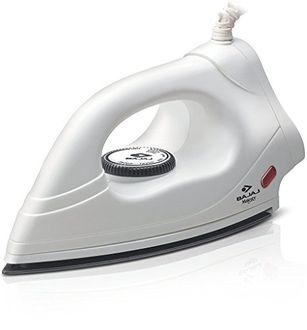 Bajaj Majesty DX4 1000W Dry Iron Price in India