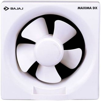 Bajaj Maxima DX 5 Blade (150mm) Exhaust Fan Price in India