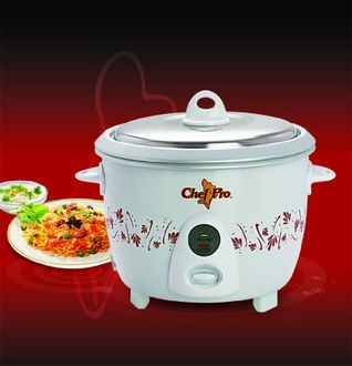Chef Pro CPR 908 1.5 Litre Electric Rice Cooker Price in India
