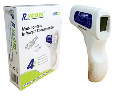 Rycom Rc 001 JXB-178 Infrared Digital Thermometer Price in India
