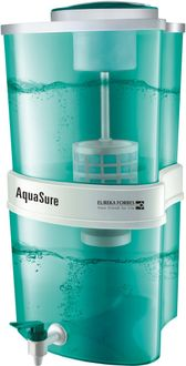 Eureka Forbes Aquasure Aayush 22 Litre Water Purifier Price in India