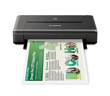 Canon PIXMA iP110 Single Function Inkjet Printer Price in India