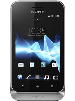 Sony Xperia Tipo Dual Price in India