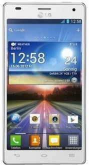 LG Optimus 4X Price in India
