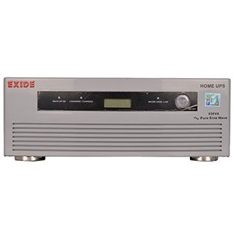 Exide Premium Pure Sine Wave EX650VA Inverter Price in India