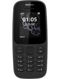 Nokia 105 2017 Price in India