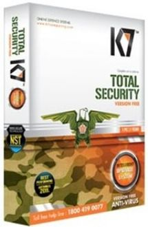 K7 Total Security 2014 3 PC 1 Year Price in India