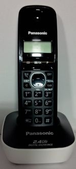 Panasonic KX-TG3411SXH Cordless Landline Phone Price in India