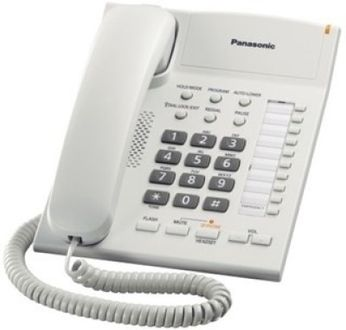 Panasonic KX-TS840SXB Corded Landline Phone Price in India