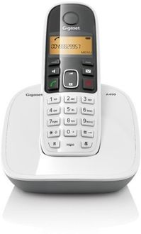 Gigaset A490 Cordless Landline Phone Price in India