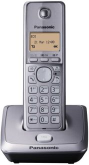Panasonic KX TG 2711 Cordless Landline Phone Price in India