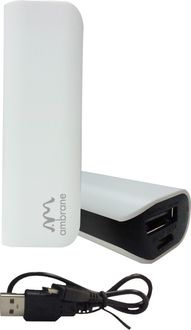 Ambrane P-201 2200mAh Power Bank Price in India
