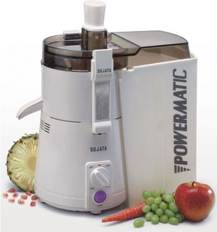 Sujata Powermatic 810W Juicer Price in India