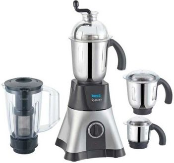 Boss Cyclone B219 750W Juicer Mixer Grinder Price in India